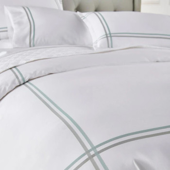 Peacock Alley Duo Duvet Cover