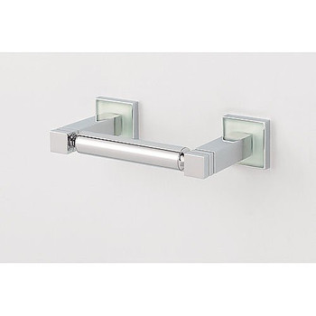 Valsan Cubis Double Post Tissue Holder