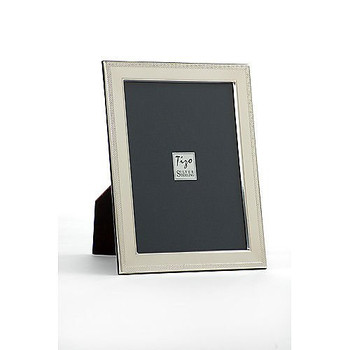 Tizo Mesh Border Sterling Silver Frame