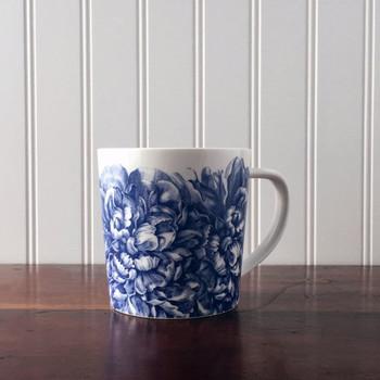 Caskata Peony Blue 14 oz Mug