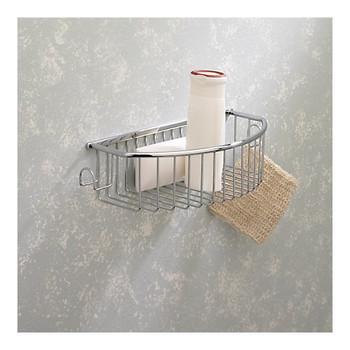 Valsan Essentials Curved Basket With Hook
