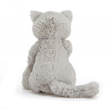 Jellycat Bashful Grey Kitty Medium
