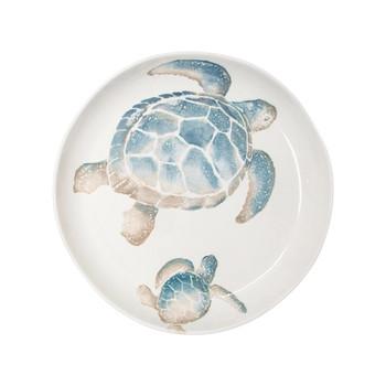 Vietri Tartaruga Round Shallow Bowl