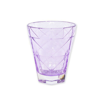 Viva by Vietri Prism Assorted Short Tumblers - Set of 4