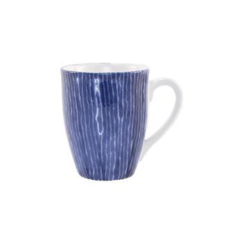 Viva by Vietri Santorini Assorted Mugs - Set of 4
