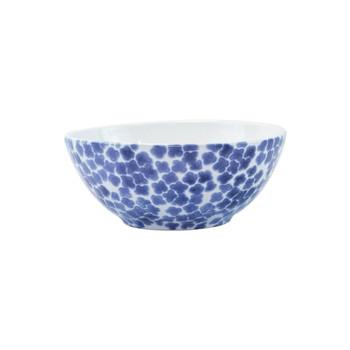 Viva by Vietri Santorini Flower Small Serving Bowl