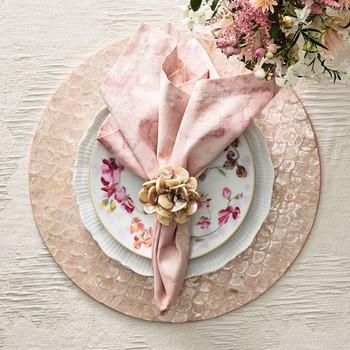 Kim Seybert Camellia Placemat