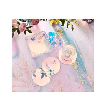 Kim Seybert Luna Coaster