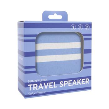Sunny Life Dolce Classic Travel Speaker