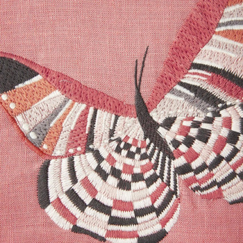 Yves Delorme Iosis Ailes Decorative Pillow