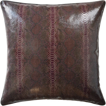 "Ryan Studio 22"" x 22"" Medusa Decorative Pillow"