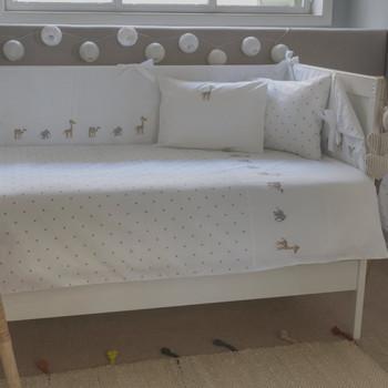 Bovi Savana Baby/Crib Bumper