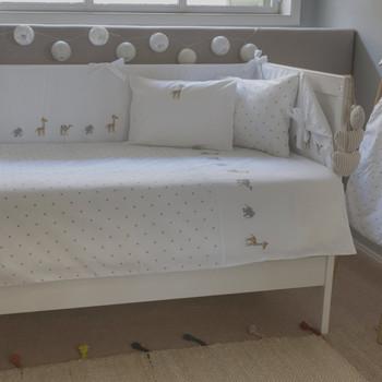 Bovi Savana Fitted Baby/Crib Sheet