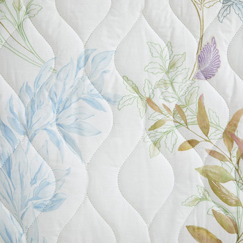Yves Delorme Caliopee Quilted Coverlet