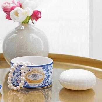 Portus Cale Gold & Blue Soap Jewel Bx - 150g