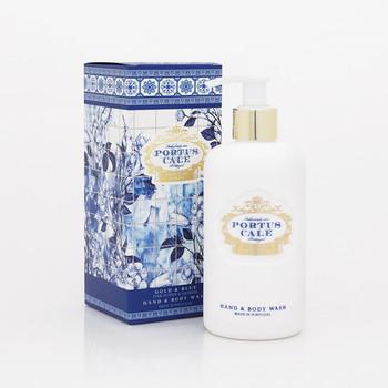 Portus Cale Gold/Blue Hand/Bodywash - 300ml