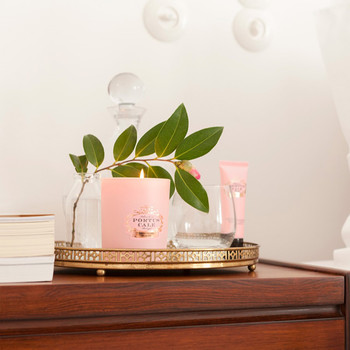 Portus Cale Rose Blush Candle