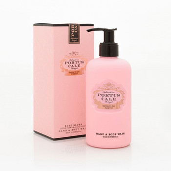 Portus Cale Rose Blush Hand & Body Wash - 300ml