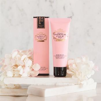 Portus Cale Rose Blush Hand Cream - 50ml