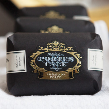 Portus Cale Ruby Red Soap Paper Wrap - 150g