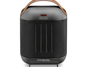 Delonghi Capsule Compact Ceramic Heater - Gray