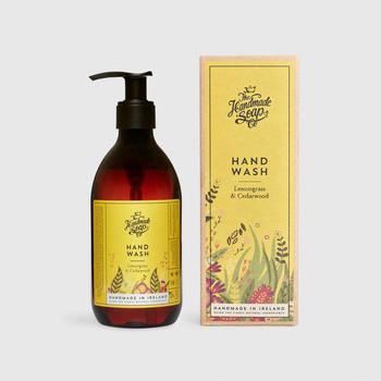 The Handmade Soap Company Lemongrass & Cedarwood Hand Wash