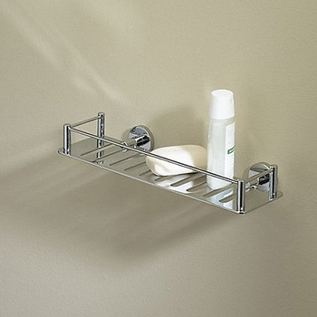 Valsan Essentials Rectangular Shower Shelf