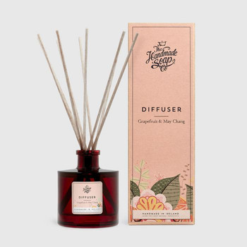 The Handmade Soap Company Grapefruit & May Chang Diffusers