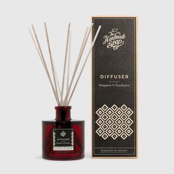 The Handmade Soap Company Bergamot & Eucalyptus Diffuser