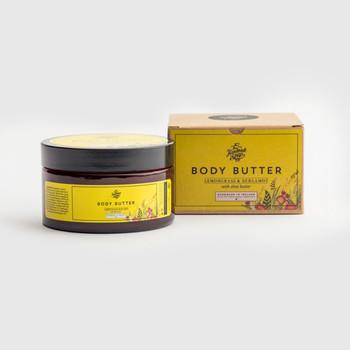 The Handmade Soap Company Bergamot & Eucalyptus Body Oil