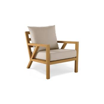 Thos. Baker alyn club chair frame