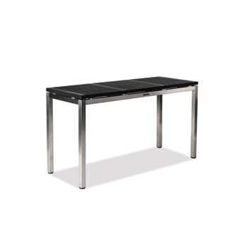 Palms Slatted Console Table