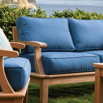 Thos. Baker veranda sofa (frame only)