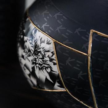 Sferra K3 Tamashi Round Vase