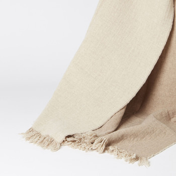 Mazotto Lab Dioniso Merinos Extrafine Double Face Throw
