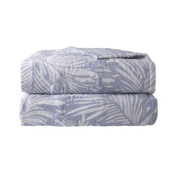 Yves Delorme Abri Quilted Coverlet