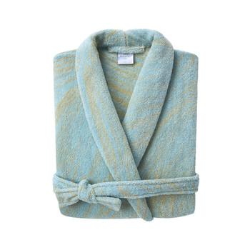 Yves Delorme Women's Au Loin Shawl Collar Bathrobe