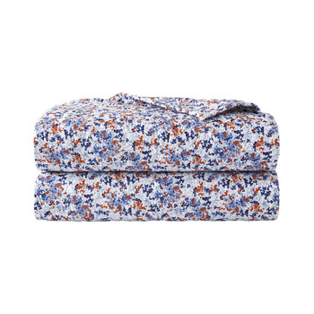 Yves Delorme Baie Quilted Coverlet
