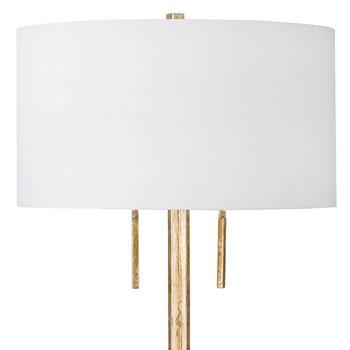 Regina Andrew Le Chic Gold Leaf Table Lamp