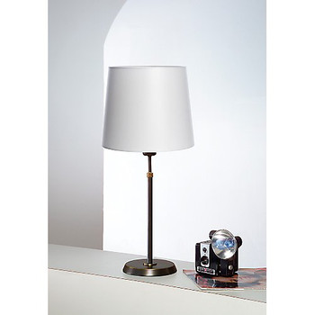 Holtkoetter Table Lamp in Hand Brushed Old Bronze #6263