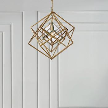 Kelly Wearstler Cubist Small Chandelier