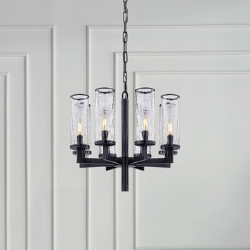 Kelly Wearstler Liaison Single Tier Chandelier