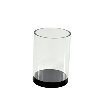 Mike & Ally Black Ice Tumbler