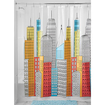 Metropolitan Shower Curtain