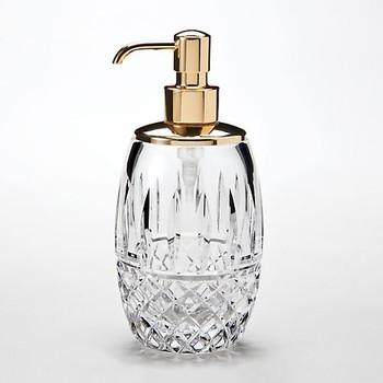 Labrazel Marie Soap Dispenser, Gold