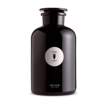L'Objet Rose Noir Bath Salts (2L)