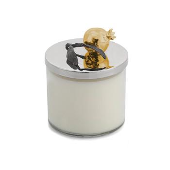 Michael Aram Pomegranate Gold Candle