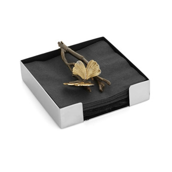 Michael Aram Butterfly Gingko Cocktail Napkin Holder