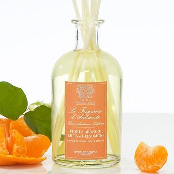 Antica Farmacista Reed Diffuser - Orange Blossom, Lilac & Jasmine