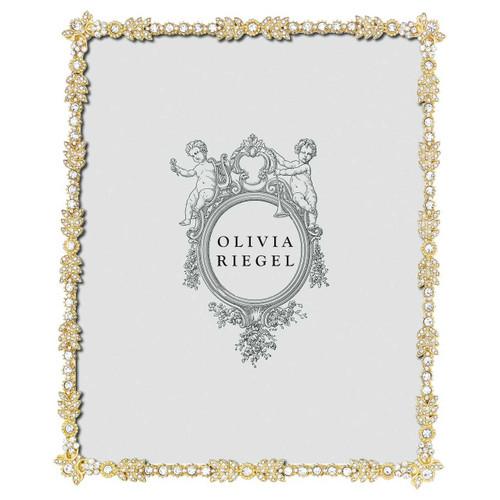 Olivia Riegel Duchess 8X10 Gold Frame